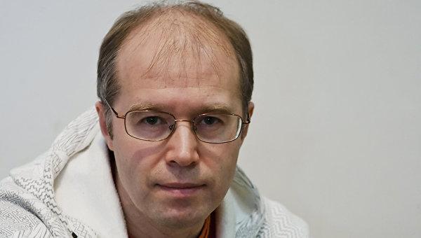 Режиссер Константин Бронзит. Архивное фото