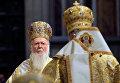 Визит патриарха Варфоломея в Санкт-Петербург