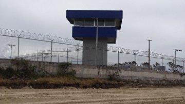 Тюрьма особого режима Альтиплано, где содержится наркобарон Коротышка