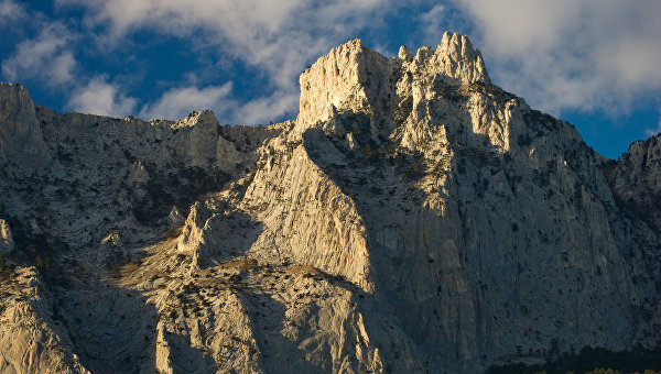 Гора Ай-Петри в Крыму. Архивное фото