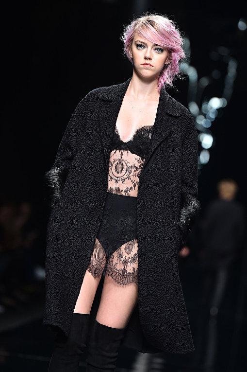 Показ коллекции Ermanno Scervino во время Недели мужской моды в Милане
