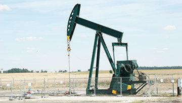 Добыча нефти во Франции. Архивное фото