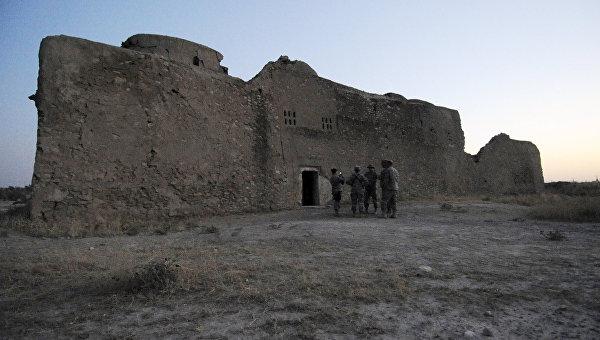 Монастырь Святого Илии на севере Ирака. Архивное фото