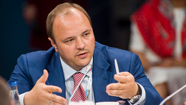 Генеральный директор ОАО ФосАгро Андрей Гурьев. Архив