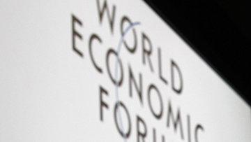 Сессия Всемирного экономического форума (ВЭФ) в Давосе