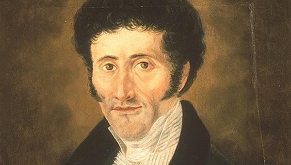 Немецкий писатель-романтик, композитор, художник и юрист Эрнст Теодор Амадей Гофман