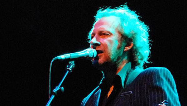 Вокалист британской рок-группы Black Колин Вирнкоумб