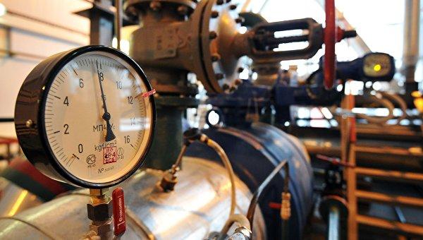 Машинный зал тепловой станции. Архивное фото