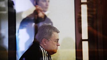 Заседание суда по делу экс-депутата Екатеринбургской городской думы Олега Кинева. Архивное фото