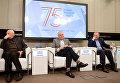 """Пресс-конференция, посвященная началу Международного конкурса в области радиовещания """"Говорим, как Левитан"""""""