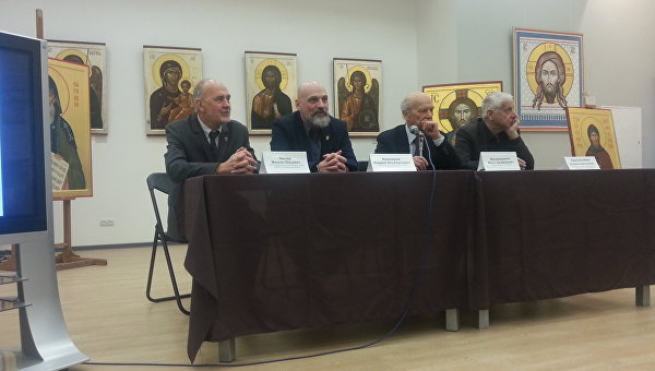 Жюри конкурса Проект православного храма вместимостью 300, 600 и 900 человек с приходским комплексом