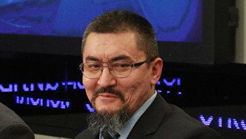 Политолог Александр Собянин на онлайн-конференции