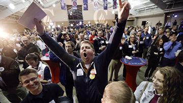 Первичные выборы в штате Айова