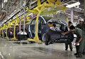 Завод индийской автомобильной компании Tata Motors