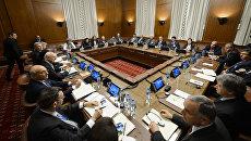 Во время переговоров по Сирии. Архивное фото