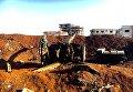 Сирийская армия ведет наступление в поселении Осман в провинции Дераа