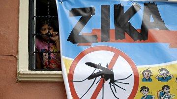 Предупреждение о вирусе Зика в Гондурасе, 6 февраля 2016
