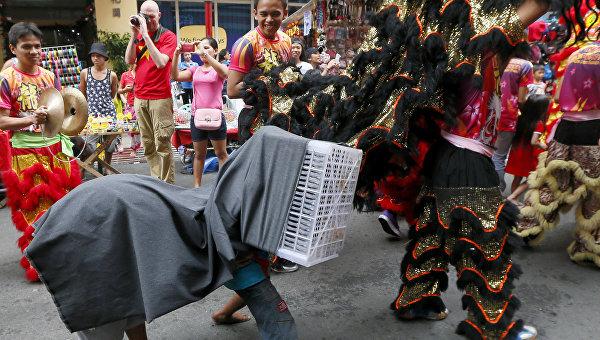 В столице пройдёт фестиваль филиппинской культуры