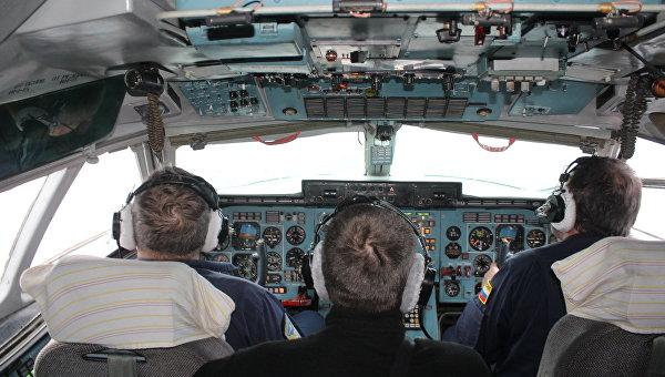 Авиаразведка в Охотском море. Архивное фото