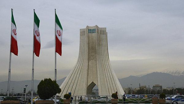 Иран. Архивное фото