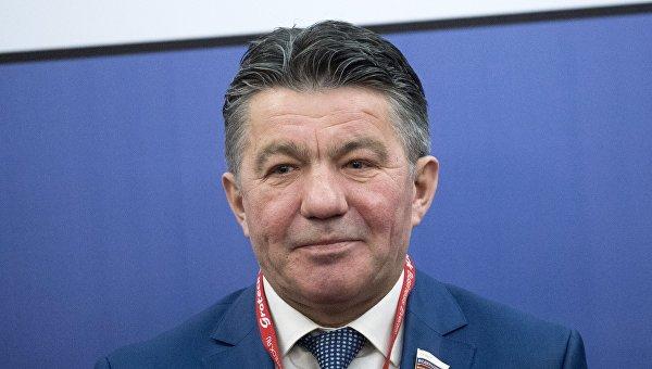 Председатель комитета Совета Федерации по обороне и безопасности Виктор Озеров