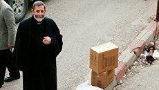 Гуманитарная помощь доставлена в город Кесаб в сирийской Латакии. Архивное фото