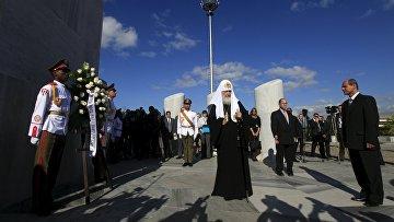 Визит патриарха Кирилла на Кубу, 12 февраля 2016