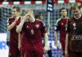Мини-футбол. Чемпионат Европы. Финал. Россия - Испания
