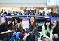 Девушки на открытом кастинге конкурса красоты Мисс Россия 2016