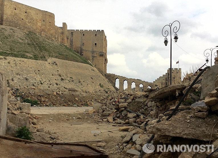 Старый Алеппо, Сирия