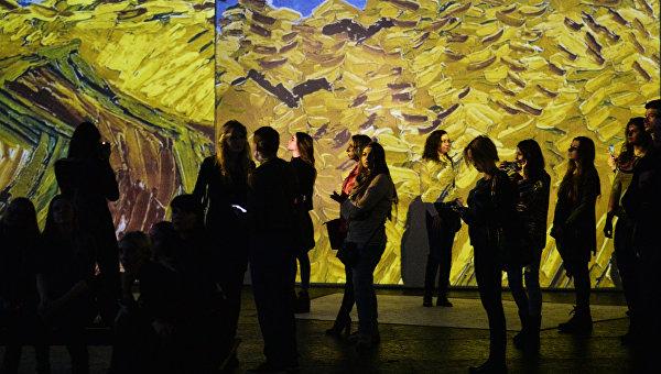 Выставка Ван Гог: Ожившие полотна 2.0