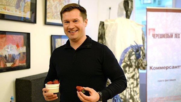 Четырехкратный олимпийский чемпион по спортивной гимнастике, главный редактор журнала Большой спорт Алексей Немов. Архивное фото