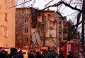 Обрушение подъезда жилого дома в результате взрыва газа в Ярославле, 16 февраля 2016
