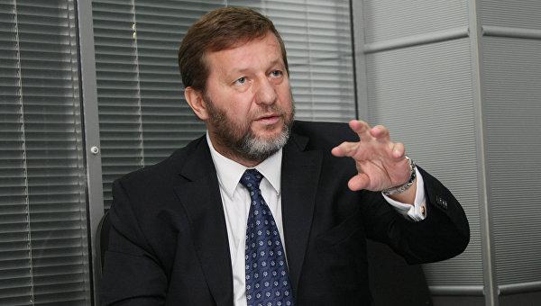 Бывший заместитель премьер-министра России, предприниматель Альферд Кох. Архивное фото