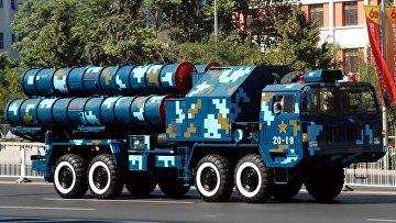 Китайский ЗРК HQ-9