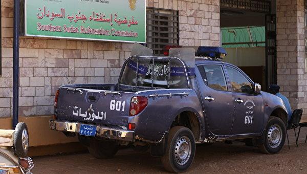 Полиция Южного Судана. Архивное фото