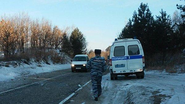 ДТП на трассе Свободный – Благовещенск, в котором погиб мэр города Шимановска Амурской области Николай Донцов