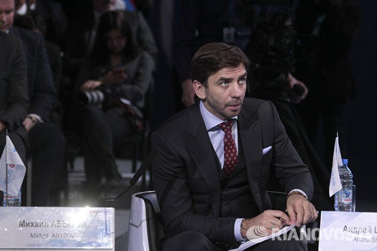 Михаил Абызов на Красноярском экономическом форуме Россия: Стратегия 2030. Первый основной день