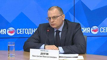 Дипломат Долгов назвал абсурдными высказывания властей Турции о политике РФ