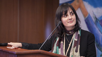 Александра Болдырева, руководитель программ Форума Доноров