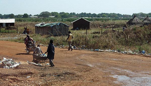 Южный Судан, архивное фото