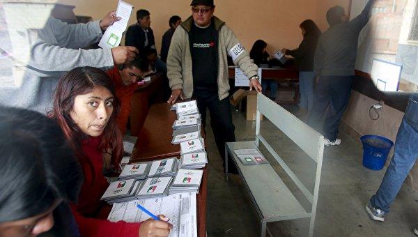 Референдум в Боливии