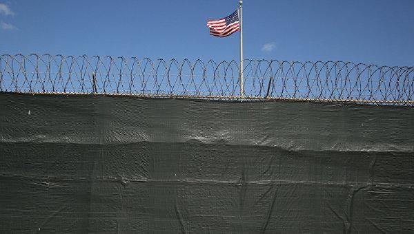 Тюрьма в Гуантанамо. Архивное фото