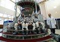 Члены основного экипажа МКС-47/48 астронавт НАСА Джеффри Уилльямс, космонавты Роскосмоса Алексей Овчинин и Олег Скрипочка на комплексных экзаменационных тренировках