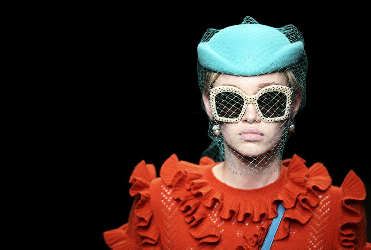 Показ Gucci в рамках Недели моды в Милане, Италия