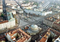 Панорама Санкт-Петербурга, архивное фото