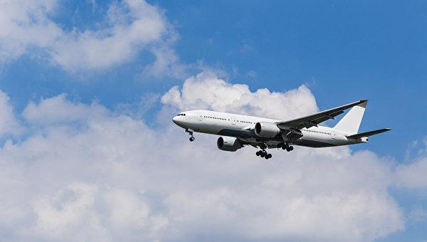 Самолет Boeing 767-300