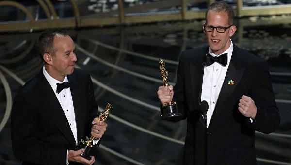 Создатели полнометражного мультфильма Головоломка получили премию Оскар