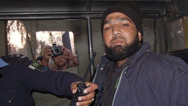 Мумтаз Кадри, убивший губернатора северо-восточной пакистанской провинции Пенджаб Салмана Тасира