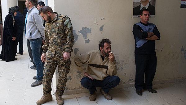 Участники конференции по примирению в Сирии. Архивное фото